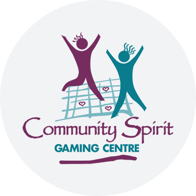 Community Spirit Gaming Centre Logo